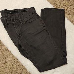 Guess man slim straight Jean's  29 × 30 1981 edit.